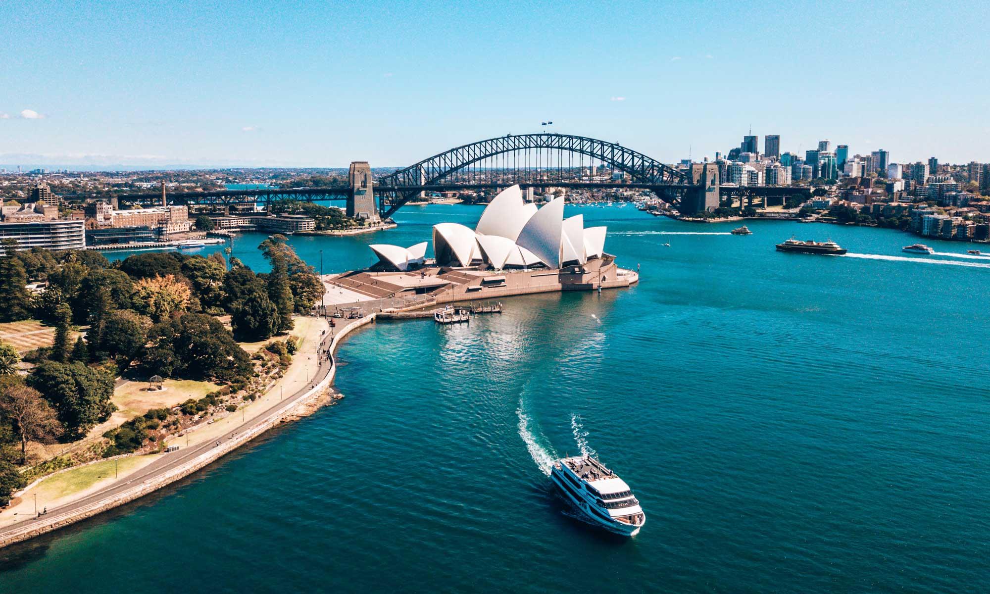 Go Visit Australia